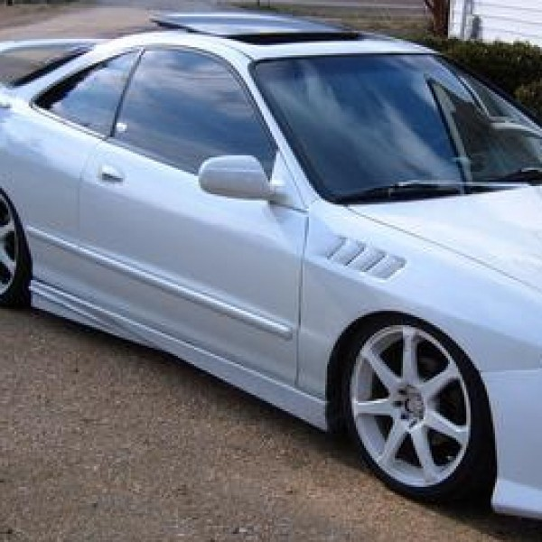 1988 Acura Integra For Sale: Precut Window Tint Kit For 1990, 1991, 1992 &1993 Acura