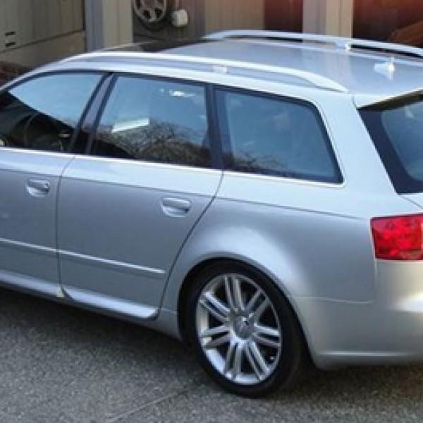Precut Window Tint Kit For 2009, 2010, 2011 & 2012 Audi S4