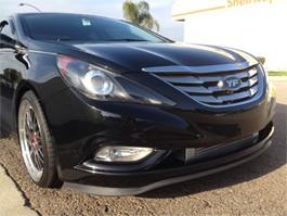Chrysler Crossfire Front Bumper Lip Spoiler Ground Effect