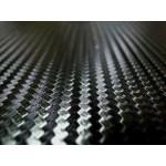 Black Carbon Fiber Vinyl Wrap