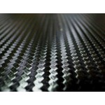 black carbon fiber sheet