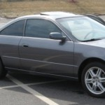 2001-2003 Acura CL Window Tinting Kit