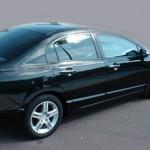 2006 - 2011 Acura CSX Window Tint Kit