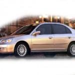 2001-2003 Acura EL Window Tinting Kit