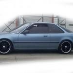 1990-1993 Acura Integra Coupe Window Tinting Kit