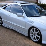 1990-1993 Acura Integra Hatchback Window Tinting Kit