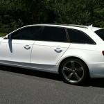 2009 - 2012 Audi A4 Avant Wagon Window Tint Kit