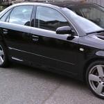 2002-2008 Audi A4 Sedan Window Tinting Kit