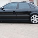 1996-2001 Audi A4 Sedan Window Tinting Kit